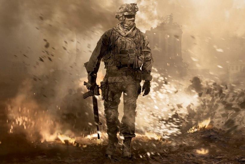 """VEEL ÜKS KAKS! Tuleva aasta """"Call of Duty"""" on """"Modern Warfare 2"""""""