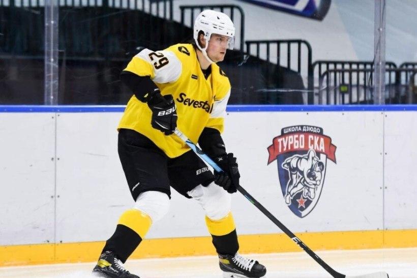 Rooba koduklubi teenis KHLis teise võidu