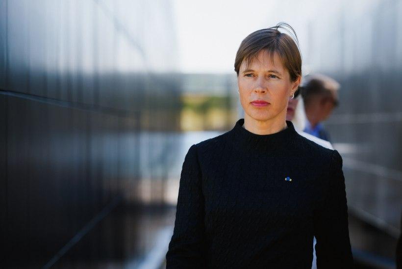 """President Kersti Kaljulaid avameelses intervjuus """"Laserile"""": ma ei ole feminist, aga Eesti ühiskond on niivõrd šovinistlik, et siin kõlavad minu tavapärased mõtted feministlikena"""