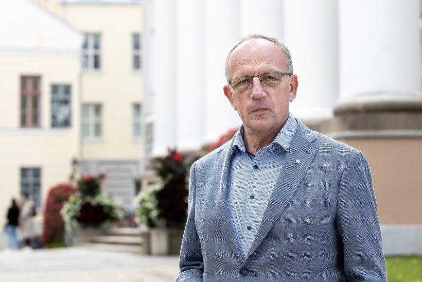 Tartu Ülikooli rektor Toomas Asser: on aeg asendada vaktsineerimiskampaania inimeste isikliku nõustamisega