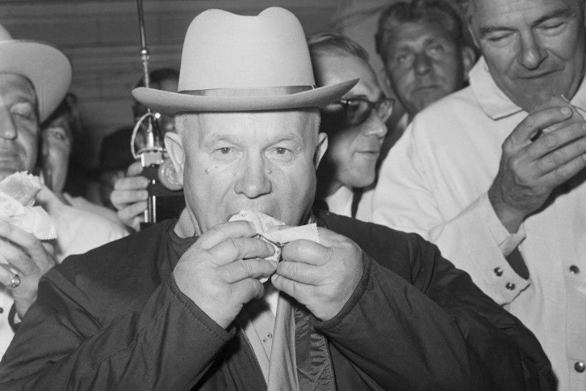Nikita Hruštšovi seiklused Ameerikas – rõõmu pakkus rämpstoit ja pettumust keeld külastada Disneylandi