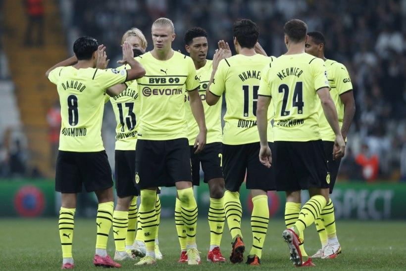 BLOGI | Inglismaa klubid korraldasid väravate saju, PSG koperdas belglaste vastu