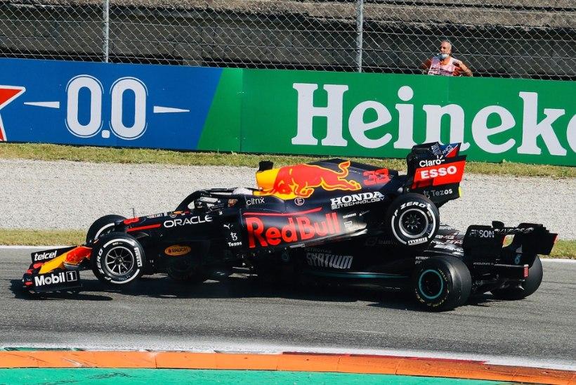 HIRMUÄRATAV VIDEO JA JÄTKUV SÕNASÕDA: Red Bulli esindaja arvab, et Mercedes teeb show'd
