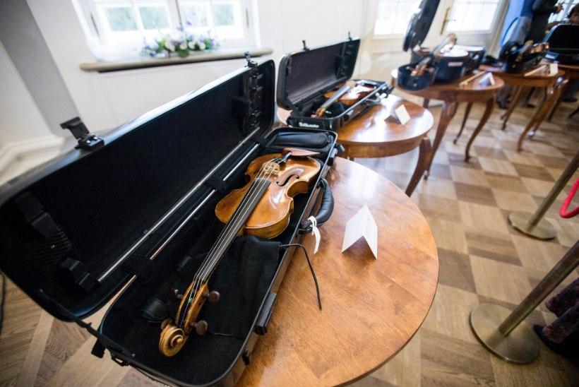Tõnis Erilaiu lehesaba | Kuidas sajand tagasi tungiti muusikat õppima