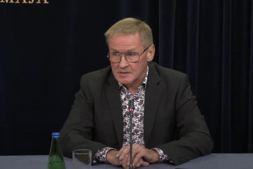 VIDEO | Jaak Aab: panustame kaugtööle, valitsussektor võiks kasutada viiendiku võrra vähem büroopinda