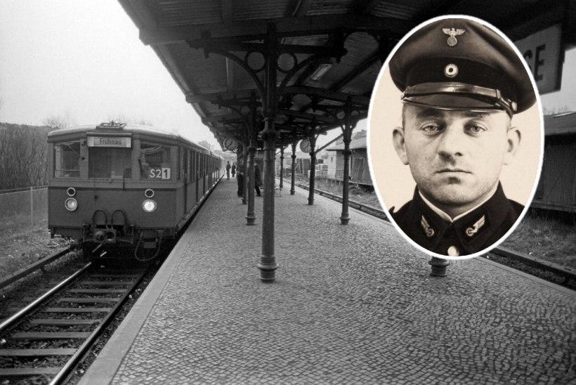 BERLIINI ROIMAR: külmavereline raudteemõrtsukas jahtis ohvreid pimedates vagunites