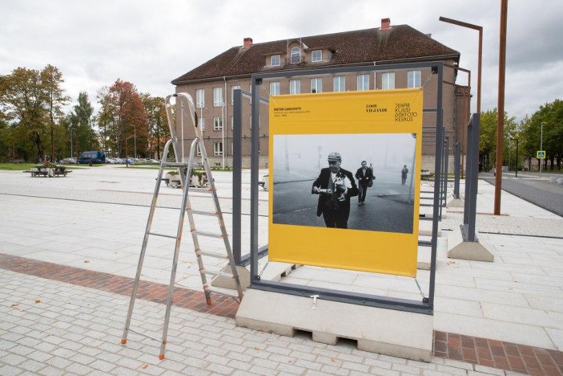 Heida pilk minevikku: Vabaduse platsile jõuab 25 ülesvõtet ajaloolisest Viljandist