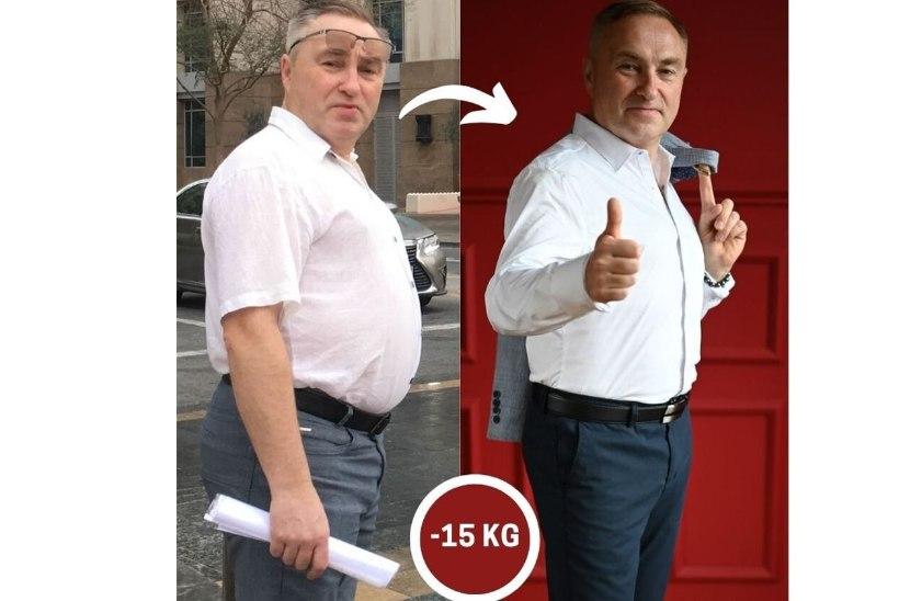 On selgunud trikk, tänu millele Agris kergelt ja kiirelt 15 kilogrammi langetas