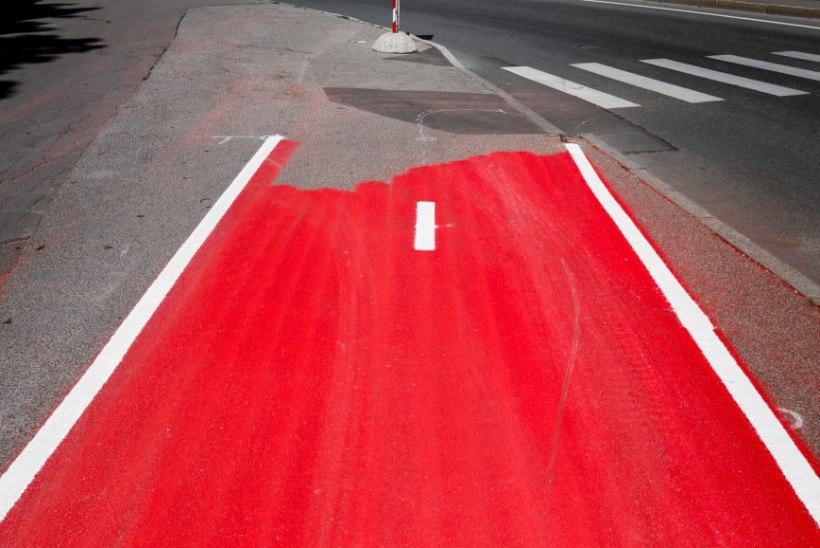 Seisukoht   Tallinna ainuvõimu punane kerjatopsike