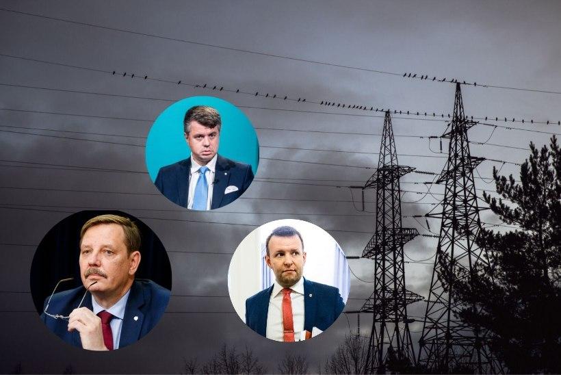 KUIDAS LEEVENDADA ELEKTRIHINNA HÜPET? Kas tarbijate eest võiks taastuvenergia tasu maksta hoopis riik?