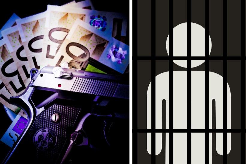 VÕIMULETRÜGIJATE KURITEOD   IDA-VIRUMAA: Kohtla-Järvel püüab hääli tosin korda karistatud relvaärikas, Lüganusel aga narkojõugus osalenu