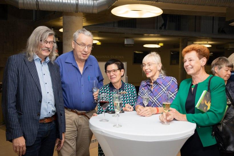 GALERII | MÕTETE TULEVÄRK! Juubelinädalat võimsalt tähistav tippteadlane Jaan Valsiner: me vajame vaktsiini ka hirmu vastu