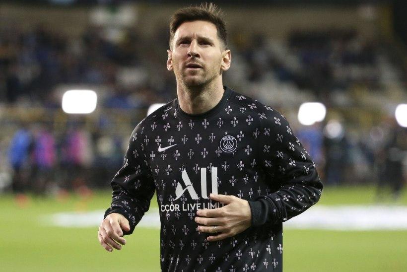 PÖÖRASED RAHASUMMAD! Meediasse lekkis Messi leping PSGga