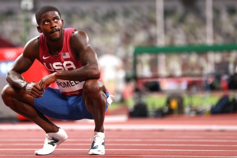 VIDEO | USA sprinter tõusis ülivägeva jooksuga kõigi aegade edetabelis kuuendaks