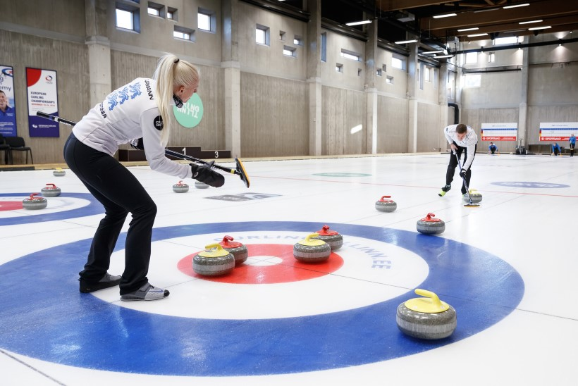 GALERII   UUS NIMI, SAMA SIHT: Eesti kurlinguässad tegid olümpiamängude nimel mitu suurt muudatust