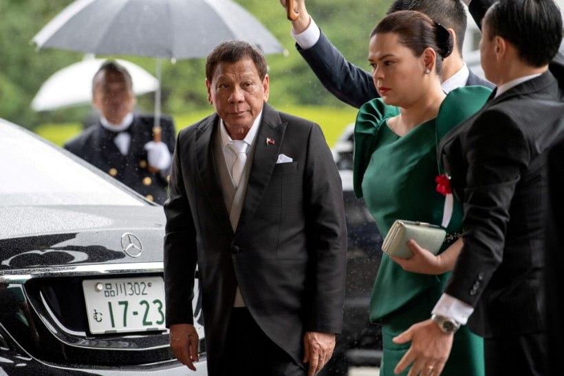 KISMA NAGU REFORMIERAKONNAS! Kas poksituus Pacquiao lööb president Duterte nokauti?