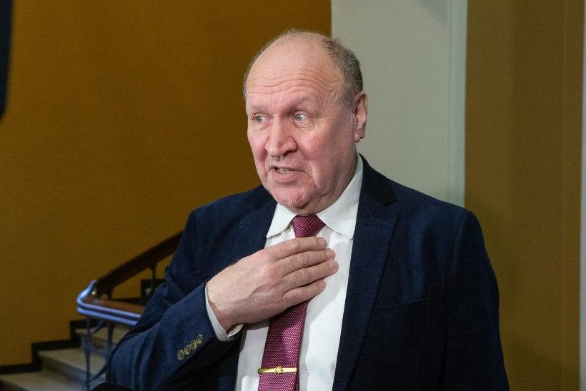 """Mart Helme kohtumisest kremlimeelsetega: """"Mis on selles kriminaalset?"""""""