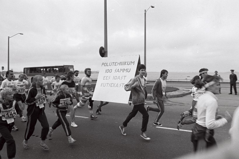 FOTOLAEGAS | Tuhanded jooksujalad taasärkavas Eestis