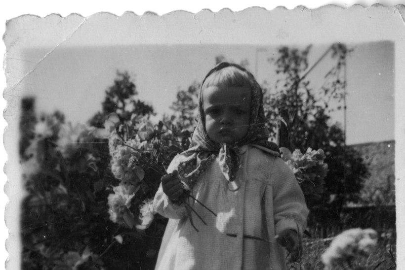 FOTOD | Kaie Mihkelsoni juurte lugu: kodu oli täis lilli ja armastust