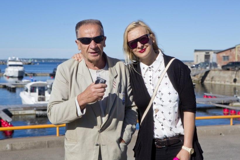 Liilit Kirss: kui isa nägi mõnda ilusat tüdrukut, andis ta oma visiitkaardi minu kätte ja käskis neiule viia