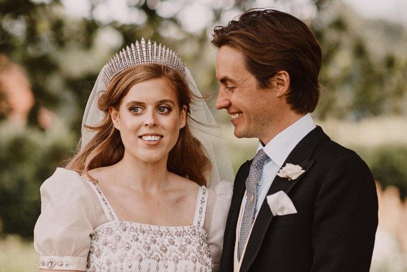 BEEBIUUDIS BRITI KUNINGAKOJAST: printsess Beatrice sai emaks!