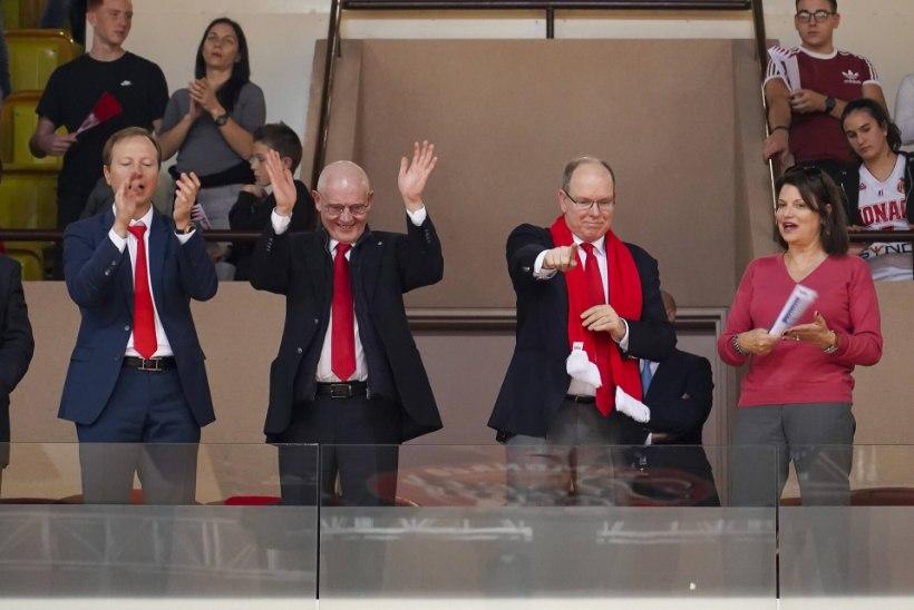 Atentaadikatse järel Ukrainast põgenenud skandaalne pankur ehitab AS Monacost  Euroliiga tippklubi