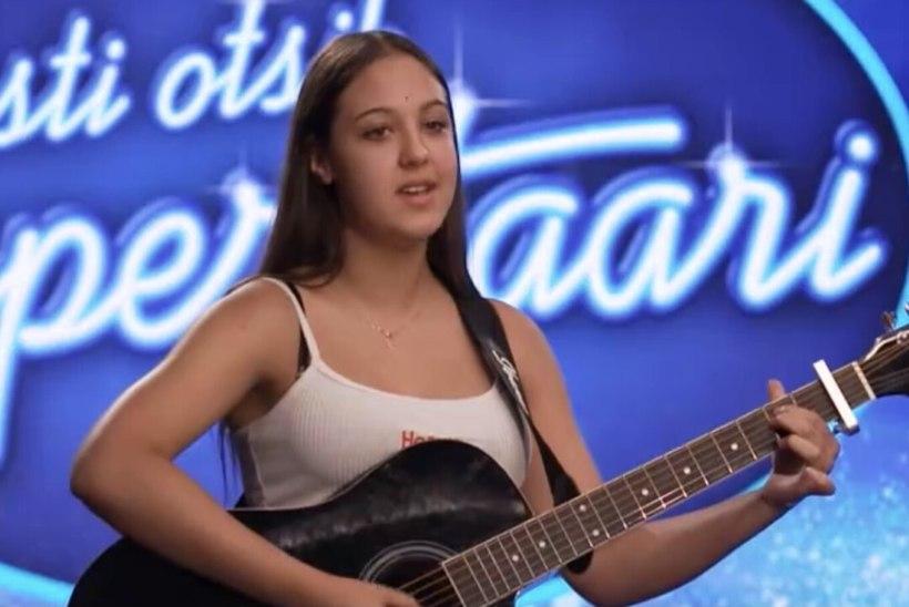 VIDEO | Staarisaatest välja jäänud Sara Kaelep käis Stig Rästa stuudios laulmas