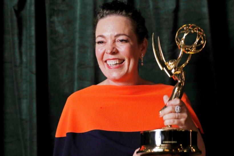 """Emmy teleauhindade jagamisel võidutsesid """"Kroon"""" ja """"Ted Lasso"""""""