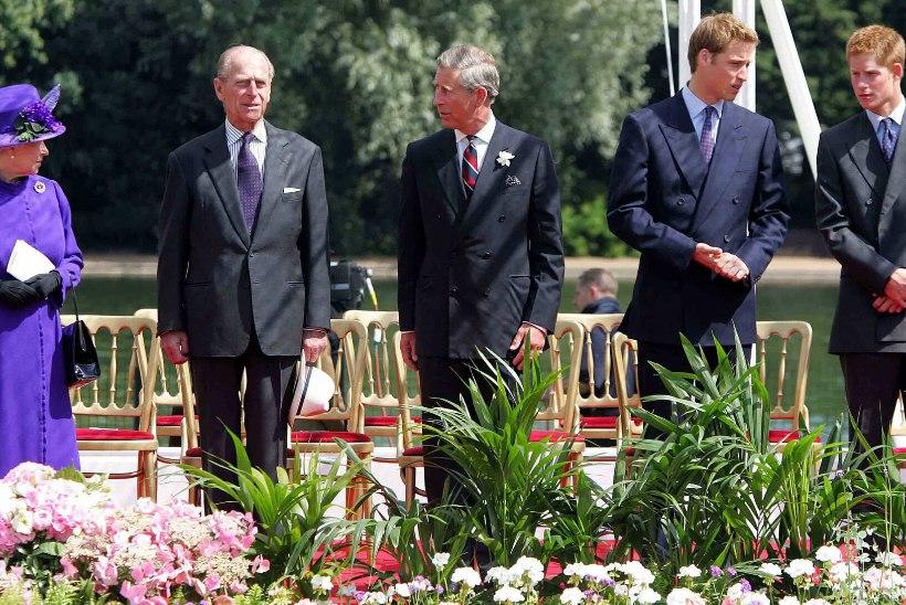 Prints Charles avaldas värskes dokfilmis oma viimase vestluse Philipiga