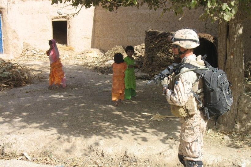 Küsimus | Miks Eesti riik toetab Talibani 50 000 euroga?