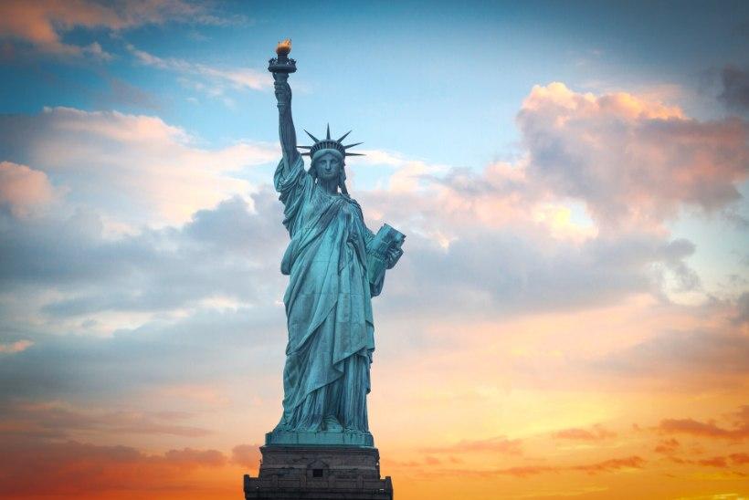 TÄNUPÜHA PUHUL: USA hakkab Euroopast pärit reisijaid riiki lubama