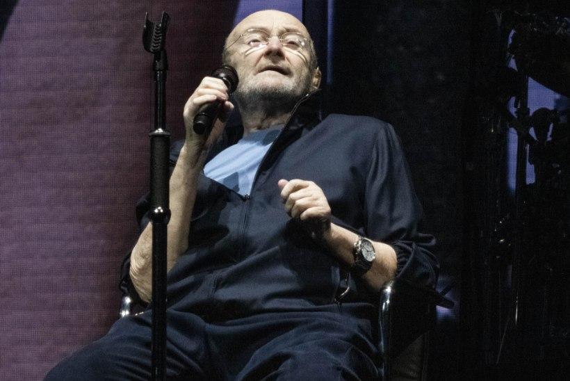 Põdur Phil Collins pakub hüvastijätuturneel südantlõhestavat vaatepilti