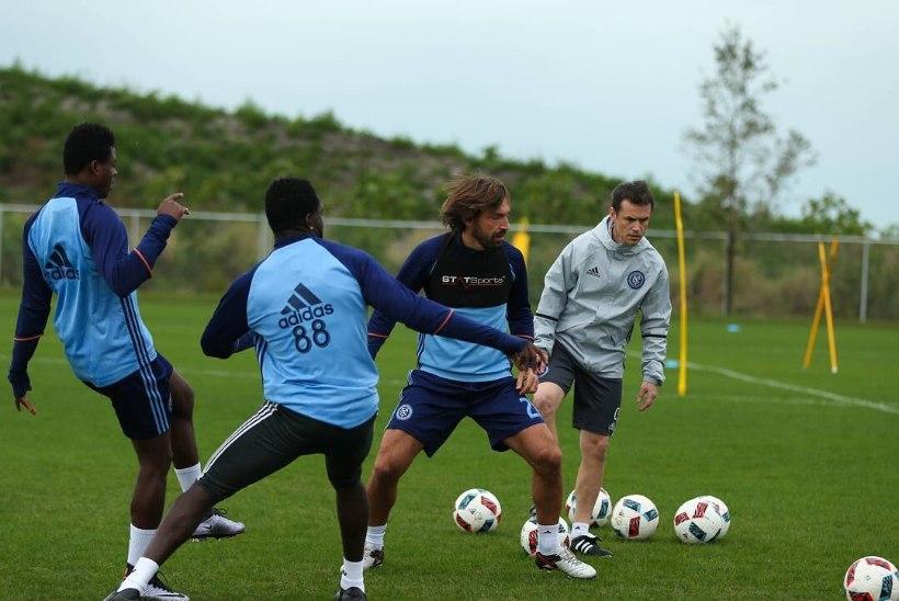 Manchester City noortesüsteemist Levadiasse jõudnud ghanalane Agyiri: alguses vihm ja lumi ehmatasid mind