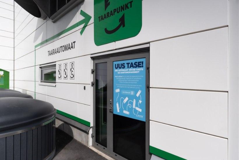 UUDIS | Tallinnas käivitati Euroopa esimenekartongpakendite tagastamise pilootprojekt