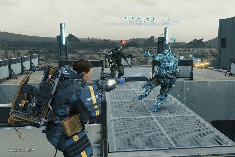 """""""Death Stranding: Director's Cut"""" – parim PlayStation 5 mäng neile, kel meeldivad pikad jalutuskäigud"""