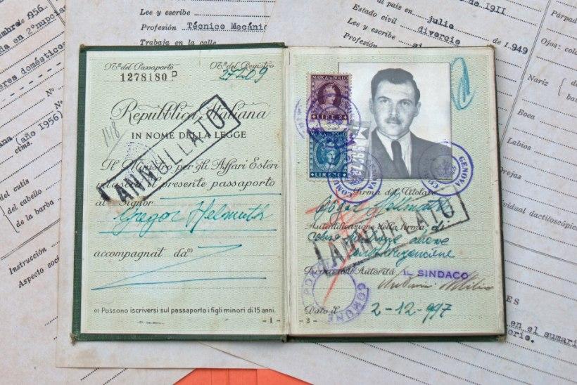 """SALAJASED MARSRUUDID: natside sõjaroimarid põgenesid """"rotiradade"""" kaudu Lõuna-Ameerikasse"""