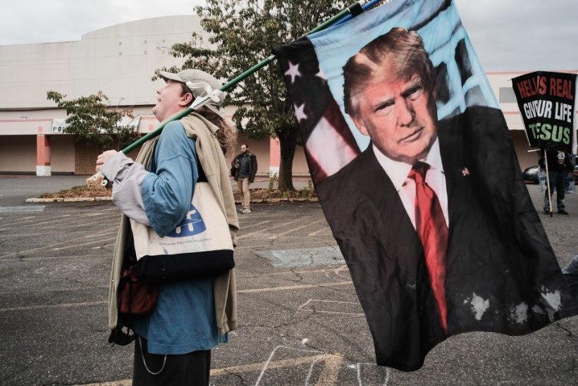 Vabariiklaste uuring ei suutnud Trumpile hääli juurde lugeda – hoopis vastupidi