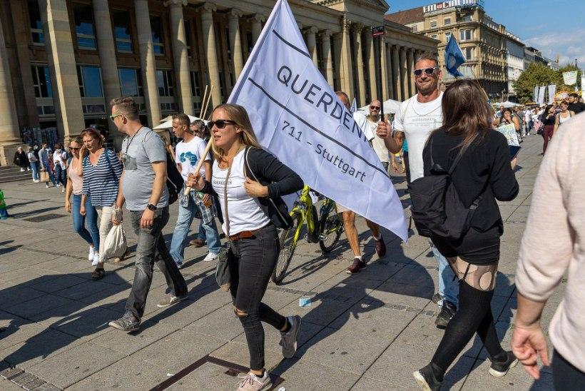 OTSEKUI AMEERIKAS: Saksamaa peatseid valimisi varjutavad kummalised vandenõuteooriad