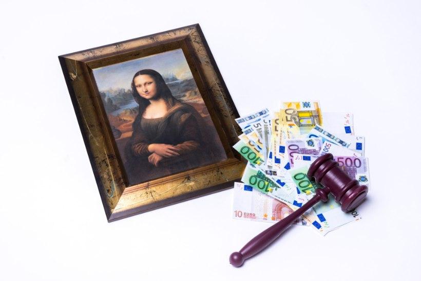 HINNAD LAES:  miks oksjonil mõne kunstniku  töö eest hingehinda makstakse?