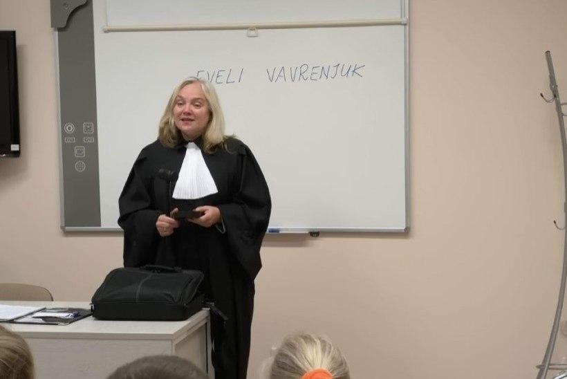 Altkäemaksu süüdistusega maakohtu kohtunik astub kohtu ette