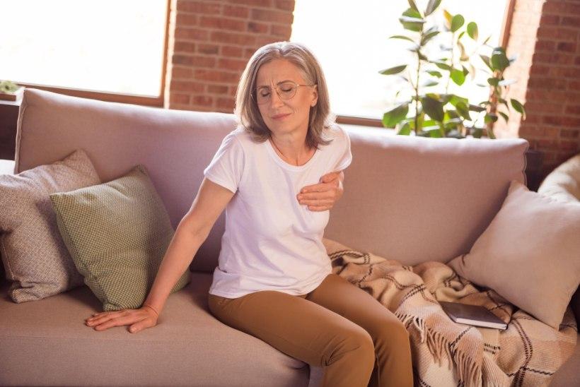 KA NAISI ÄHVARDAB INFARKT! Kardioloog: ikka veel püsib arusaam, justkui naisi ei ohusta südamehaigused
