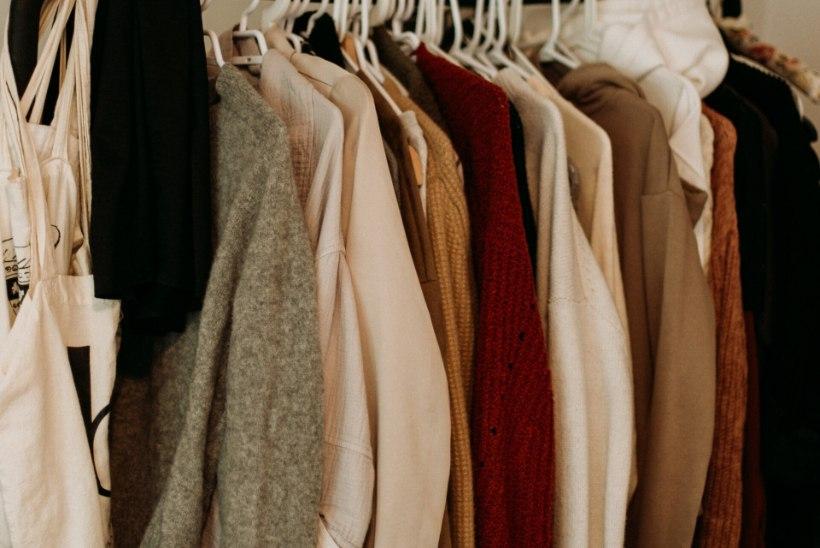 Tarbimisahelast priiks: nii ei pea sa kunagi uusi riideid ostma