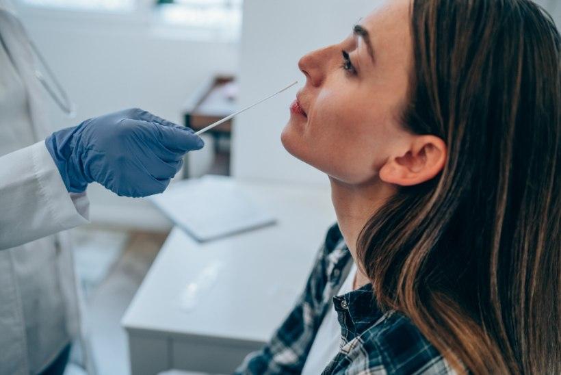 ARST VASTAB: kas koroonaproov võib tekitada ninaverejooksu?