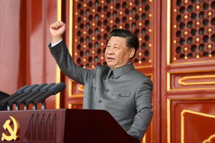 EI POISTEBÄNDIDELE! President Xi Jinpingi karmil käsul kaovad naiselikud mehed Hiina teleekraanidelt
