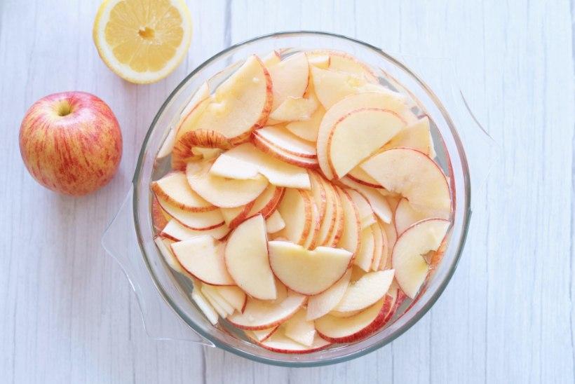 SAMM-SAMMULT | Nii valmivad kaneelised õunaroosid