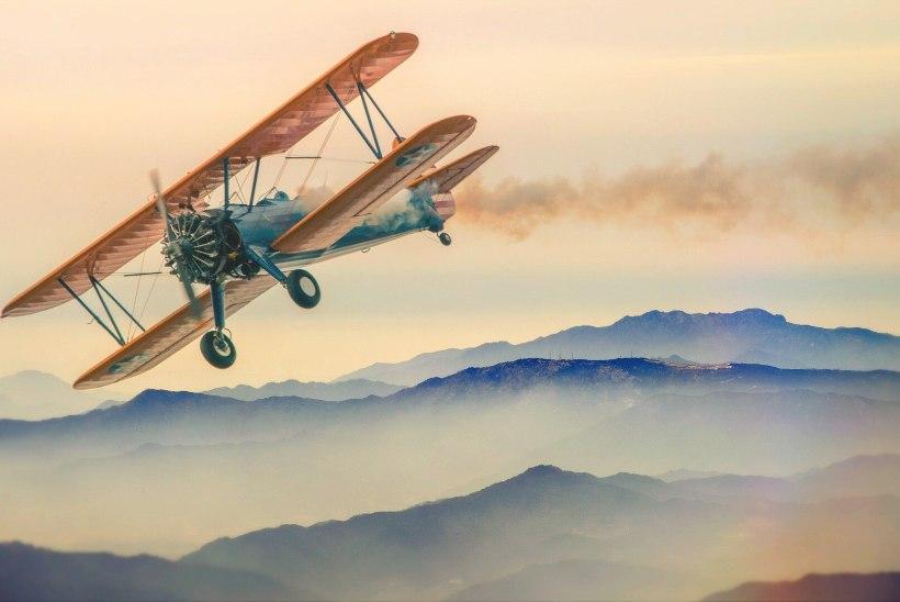 Tõnis Erilaiu lehesaba   Kuidas Eestis korraldati esimene lennuvõistlus