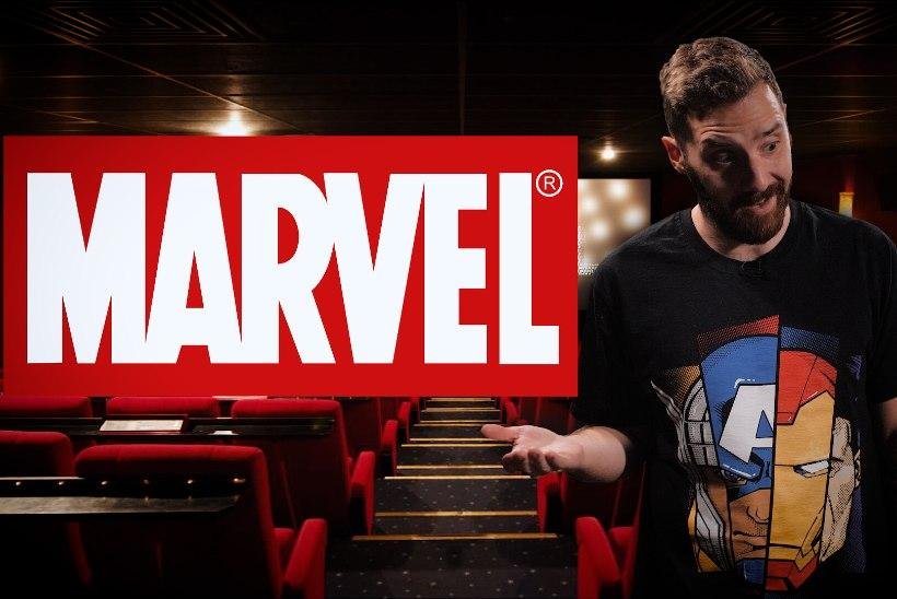 """FILMISAADE """"DUUBEL""""   Marveli uus film – katse erineda või Hiina filmituru ees lömitamine?"""