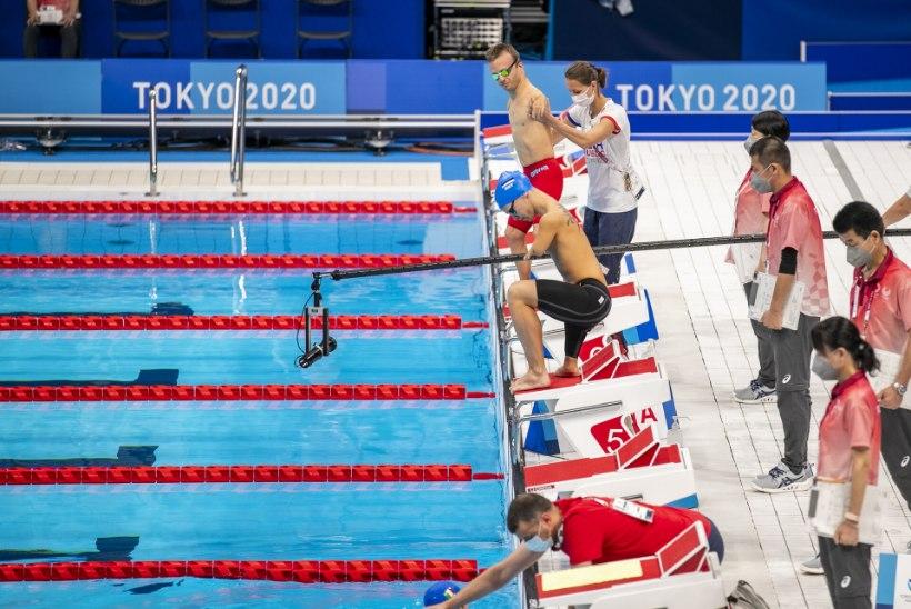 VINGE! Matz Topkin saavutas paraolümpial kuuenda koha, võitja püstitas maailmarekordi