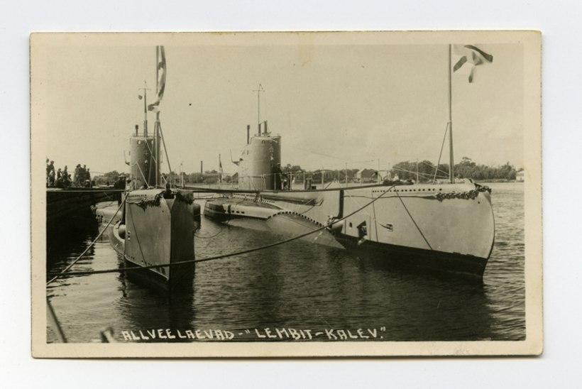 Eesti ainsad allveelaevad Lembit ja Kalev – üks naudib väärikat vanaduspõlve, teine on senini teadmata kadunud