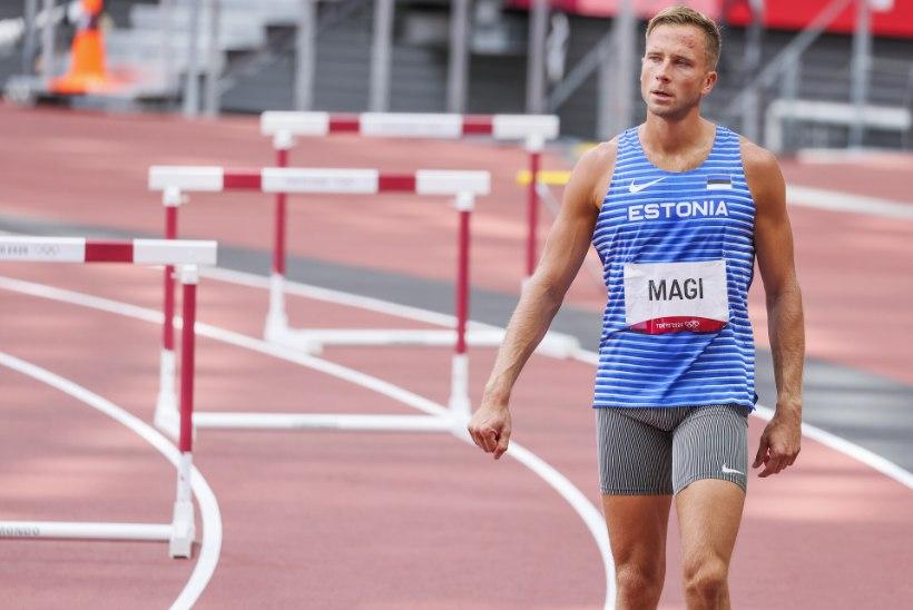 Rasmus Mägi sai Teemantliigas viienda koha
